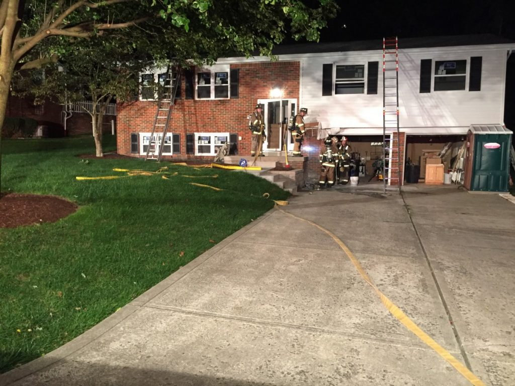 Engine 12 Runs Second Due Reported Fire